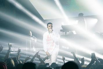 Drake Performs At House Of Blues All-Star Weekend With Lil Wayne & More