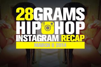 28 Grams: Hip-Hop Instagram Recap (March 8)
