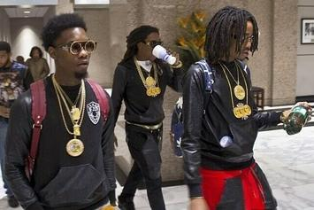 """Migos Working On Debut Album """"Y.R.N. 2"""", Aiming For Up To Twenty Songs On The Record"""