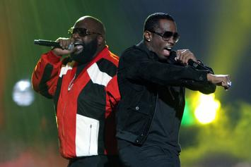 "Rick Ross Reveals Acronym For Puff Daddy's ""MMM"" Album"