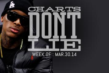 Charts Don't Lie: March 30