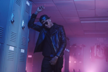 "August Alsina Feat. Fabolous ""Get Ya Money"" Video"
