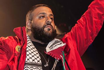 """DJ Khaled Accused Of Stealing Idea For """"They Don't Love You No More"""" Artwork"""
