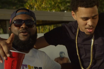 """Bas Feat. J. Cole """"My Nigga Just Made Bail"""" Video"""