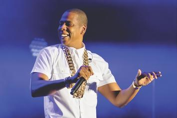 """Jay Z Named As One Of The """"Most Powerful People"""" In The Art World"""