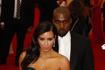 """Portion Of Kanye West's Wedding Speech Surfaces, Calls Kim The """"Ideal Celebrity"""""""