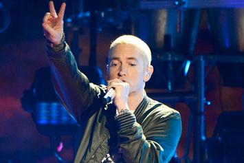 """Eminem Previews New Song With Sia In """"The Equalizer"""" Trailer"""