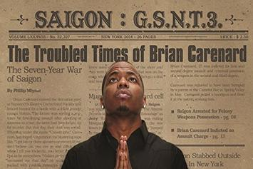 "Stream Saigon's ""GSNT3: The Troubled Times Of Brian Carenard"""