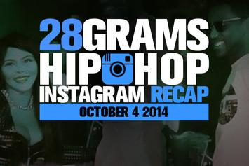 28 Grams: Hip-Hop Instagram Recap (Oct.4)