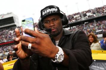"""50 Cent Pushes Back """"Street King Immortal"""" To 2015"""