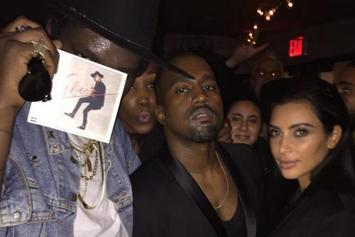 """Kanye West & Theophilus London Turn Up To Young Thug's """"Danny Glover"""""""