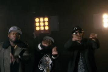 "Kidd Kidd Feat. 50 Cent & Lloyd Banks ""Big Body Benz"" Video"