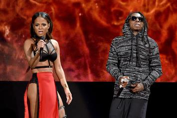 "Lil Wayne Debuts ""Start A Fire"" At American Music Awards"