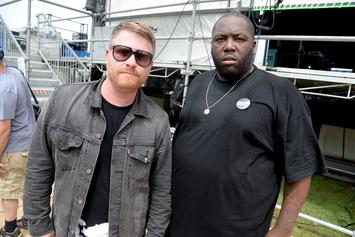 Run The Jewels Postpone Show After Their Bus Breaks Down & Merch Trailer Catches On Fire