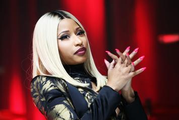 "Nicki Minaj Announces ""The Pinkprint"" European Tour With Trey Songz"