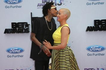 Wiz Khalifa Subtweets About Amber Rose & Their Son