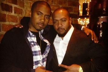 Timbaland Previews New Nas Track He Produced
