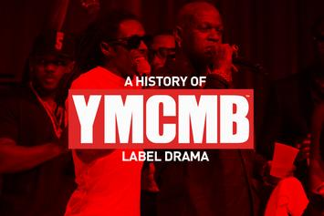 A History Of YMCMB Label Drama