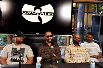 The One Copy Wu-Tang Album Won't Be Heard By The Public For At Least 88 Years