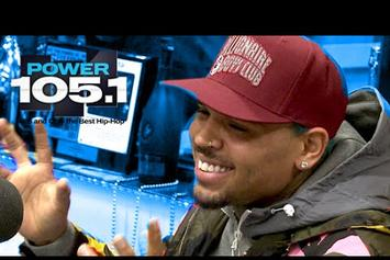 Chris Brown On The Breakfast Club