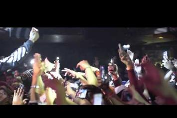 """Wale """"Simply Nothing Tour Vlog"""" Ep. 2"""