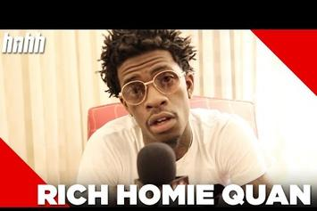 "Rich Homie Quan Speaks On ""Tha Tour Part 2,"" New EP & Leaked Tracks"