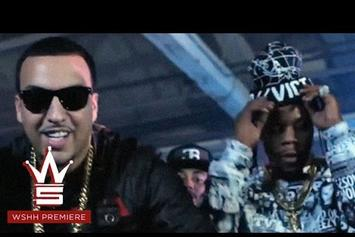 "Bobby Shmurda Feat. French Montana & Rowdy Rebel ""Hot Nigga (Remix)"" Video"
