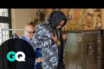 2 Chainz Tries On A Bulletproof Suit On GQ's Most Expensivest Shit
