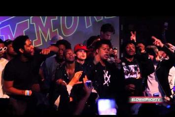 "Father Feat. iLoveMakonnen & Key! ""Look At Wrist"" Live At CMJ"