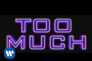 """Que Feat. Trey Songz & Lizzle""""Too Much"""" Lyric Video"""