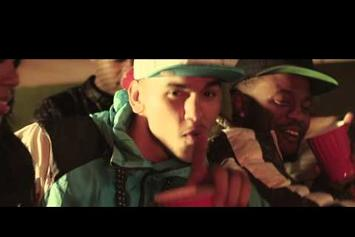 "Adrian Marcel Feat. Casey Veggies ""I Get It"" Video"