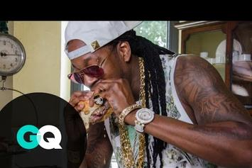 2 Chainz Eats A $295 Burger With GQ