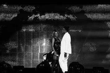 """Beyonce Feat. Jay Z """"Young Forever/Halo (Live)"""" Video"""