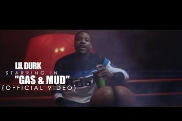"Lil Durk ""Gas & Mud"" Video"