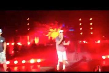 """J. Cole & Chance The Rapper Debut New Song """"Thotty"""" During Live Performance"""