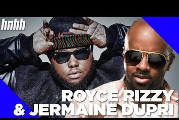 "Jermaine Dupri & Royce Rizzy Speak On How They Linked Up & ""Gah Damn"""