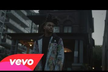 """The Weeknd """"King Of The Fall"""" Video"""
