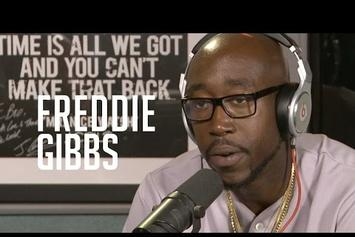 Freddie Gibbs On Ebro In The Morning