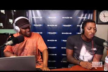 "Lecrae's ""5 Fingers Of Death"" Freestyle"