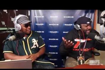 "Mistah F.A.B.'s ""5 Fingers Of Death"" Freestyle"