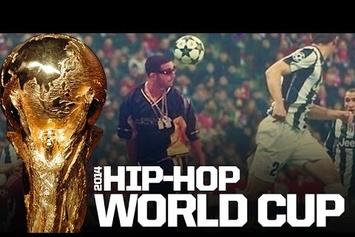 Who Would Win The World Cup Of Rap?