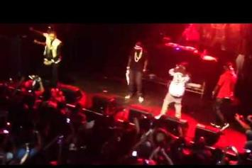"G-Unit Performs ""Real Quick"" At Webster Hall"
