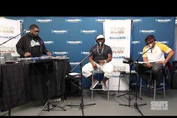 """Black Thought Freestyles On """"Hip Hop Nation"""""""
