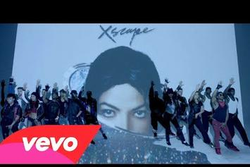 "Michael Jackson Feat. Justin Timberlake ""Love Never Felt So Good"" Video"