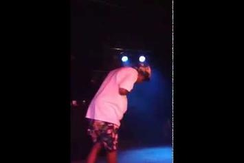 Earl Sweatshirt Performs New Song In Atlanta
