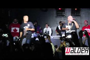 Bun B Brings Out Drake In Toronto