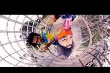 "Flatbush Zombies Feat. Trash Talk ""97.92"" Video"