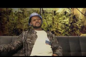 ScHoolboy Q Recalls Throwing Up His First Time Smoking Weed