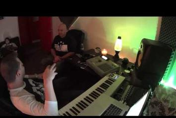 Fat Joe In The Studio With Scott Storch