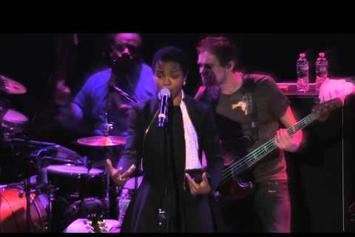 "Lauryn Hill Performs ""Final Hour"" At Bowery Ballroom"